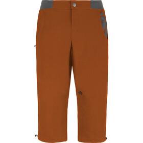 E9 3Qart 3/4 Pants Herr brick